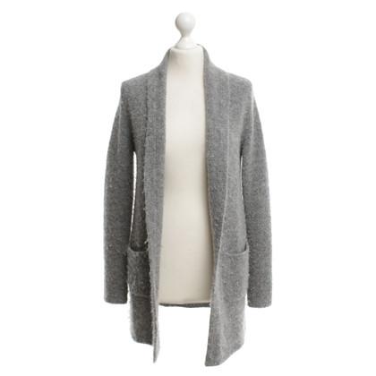 Woolrich Strickjacke in Grau