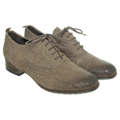 Other Designer Kennel & Schmenger - taupe lace-up shoes