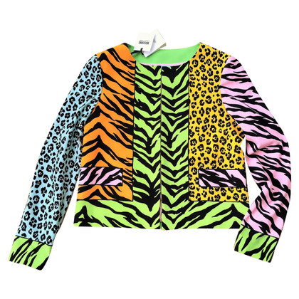 Moschino Cheap and Chic Light jacket in neon colors