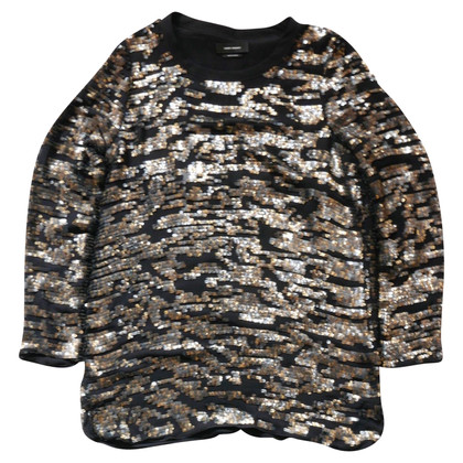 Isabel Marant top with sequins