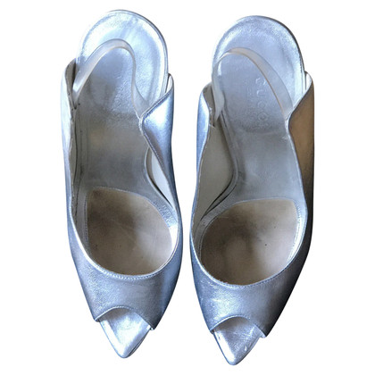 Gucci Gli scarpini argent Tom Ford