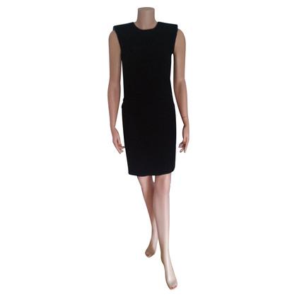 Emilio Pucci Zwarte schede jurk