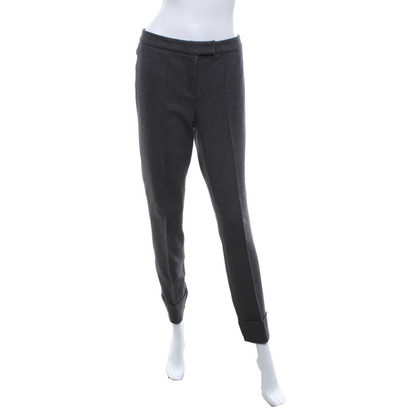 St. Emile Jersey-trousers in dark gray