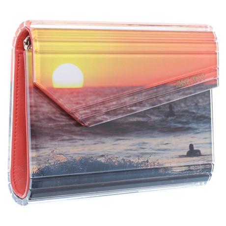 Jimmy Choo Umhängetasche aus Plexiglas Orange Professionelle Günstig Online Billige Echte Günstiger Preis Niedrig Versandgebühr Freies Verschiffen Vorbestellung zW5J3xweMe