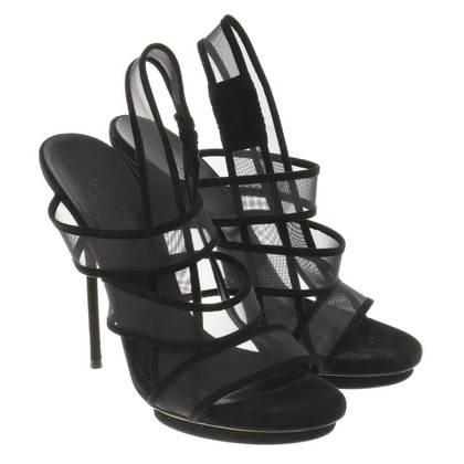 Gucci High Heels in Schwarz