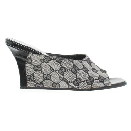 Gucci Wedges in grey