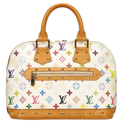 Louis Vuitton LV Monogram Multicolore Alma PM