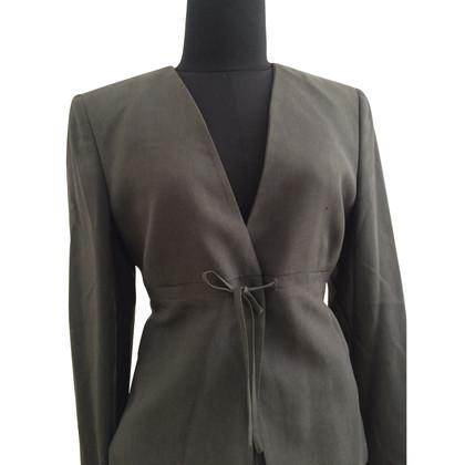 Gianni Versace Kostuum van zijde