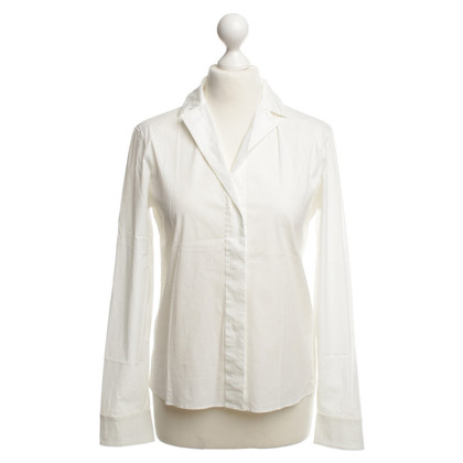 Jil Sander Witte blouse