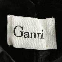 Ganni Dress made of velvet