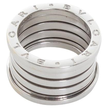 """Bulgari Weißgold-Ring """"Bzero"""""""