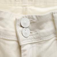 Hudson Skinny Jeans in bianco