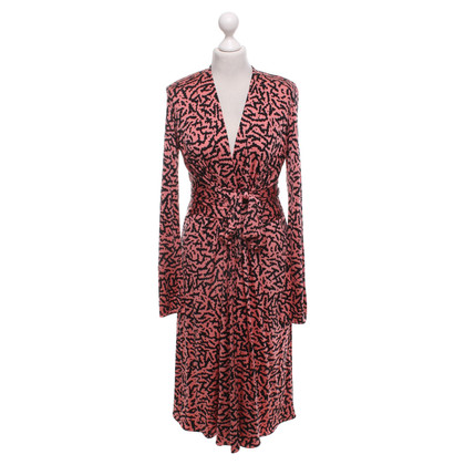 Issa Jersey-Kleid mit Muster