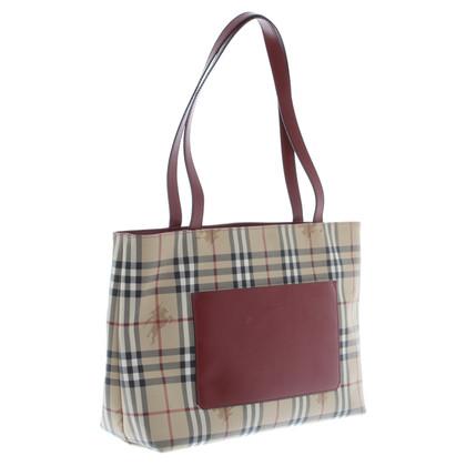 Burberry Handbag pattern