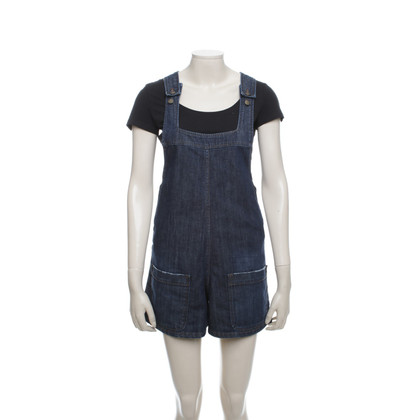 Paul & Joe Short Overall denim