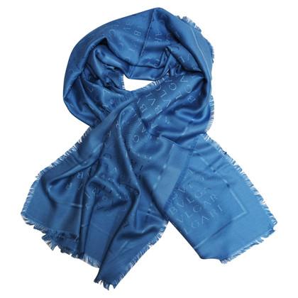 Bulgari Stole wool / silk