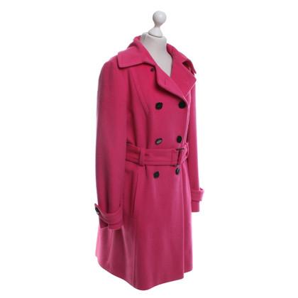 Laurèl Coat in Roze