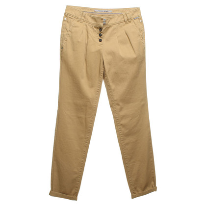 Marc Cain pantaloni chino in beige