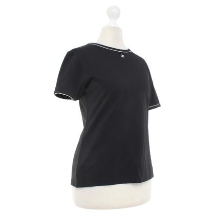 Chanel Uniform top in black