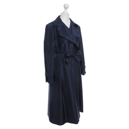 Hermès Coat in donkerblauw