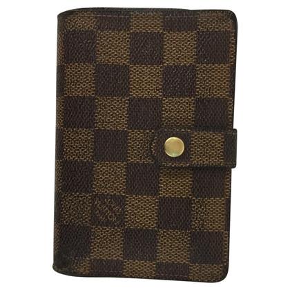 Louis Vuitton Brieftasche Clip Damier Ebene