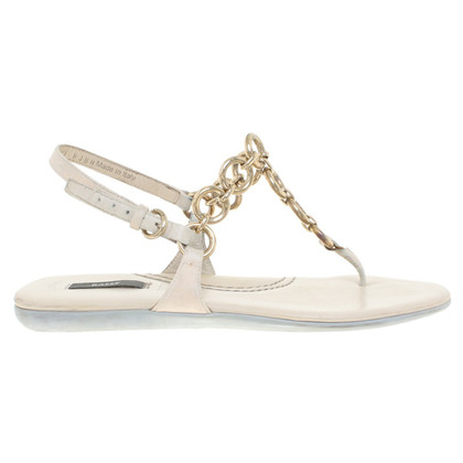 Bally Sandalen in Beige