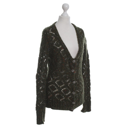 D&G Cardigan in green