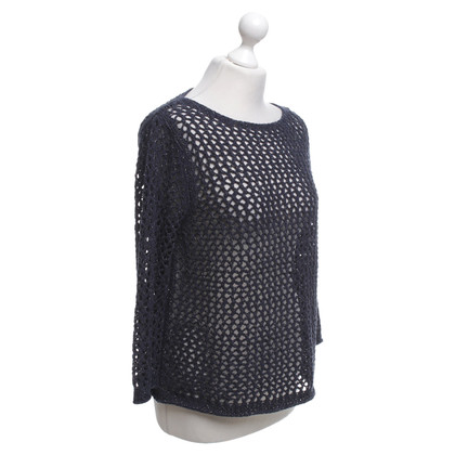 Luisa Cerano Sweater in dark blue