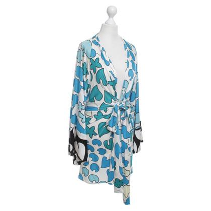 Issa Kimono aus Seide