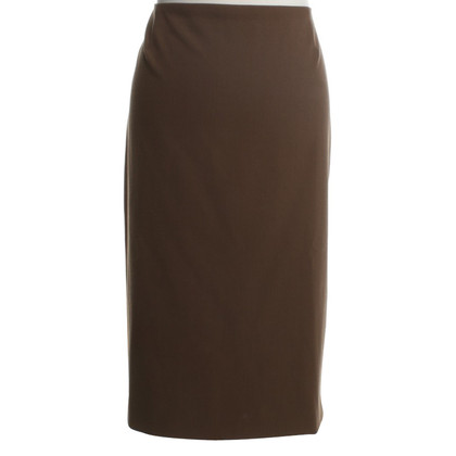 Escada skirt in Ocker