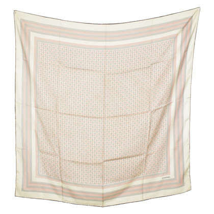 Chanel Tuch mit Punktemuster