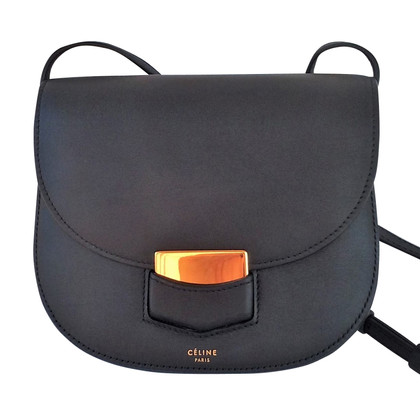 "Céline ""Trotteur Shoulder Bag"""