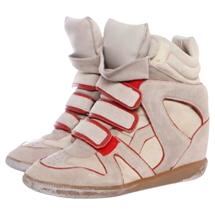 Isabel Marant cunei della scarpa da tennis