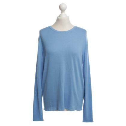 Iris von Arnim Cashmere sweater in blue