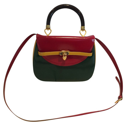 Moschino Three Colored Purse
