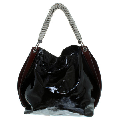 Marni Hobo Bag in Schwarz
