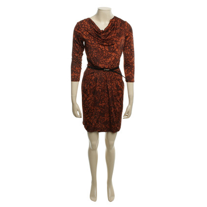 Max Mara Dress with animal print
