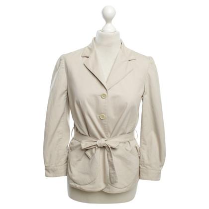 Marni giacca estiva in beige