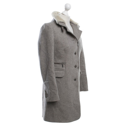 Mabrun Coat in grijs