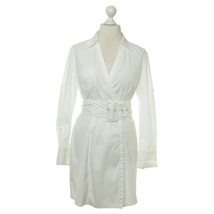 Marc Cain Shirt dress in white