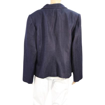 Calvin Klein Veste en bleu foncé