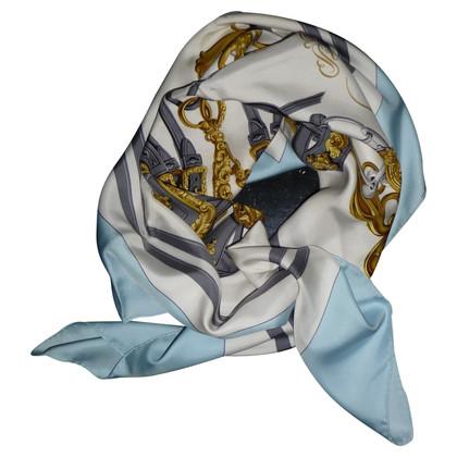 Hermès Carré zijden sjaal