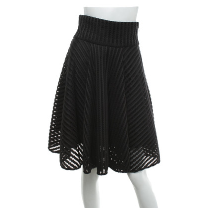Pinko skirt with hole pattern
