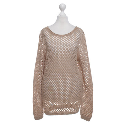 Marc Cain Strickpullover in Beige