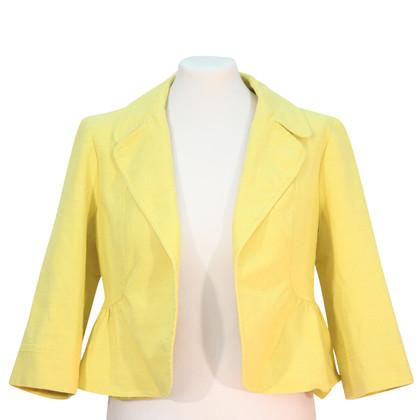 Reiss Reiss giacca giallo