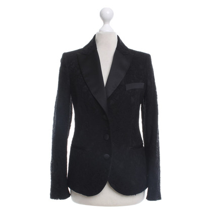 Moschino Love Blazer in zwart