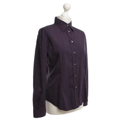 Burberry Elegant blouse in violet