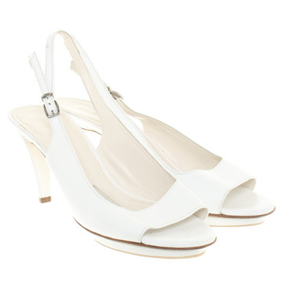 Jil Sander Toes in white