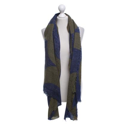 Odeeh Schal in Bicolor