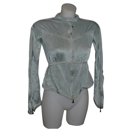 Giorgio Armani zippered jacket